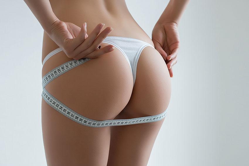Augmentation fessier par le tissu graisseux