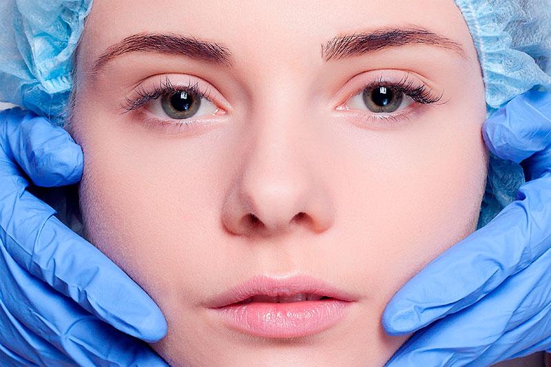 lifting cervico facial